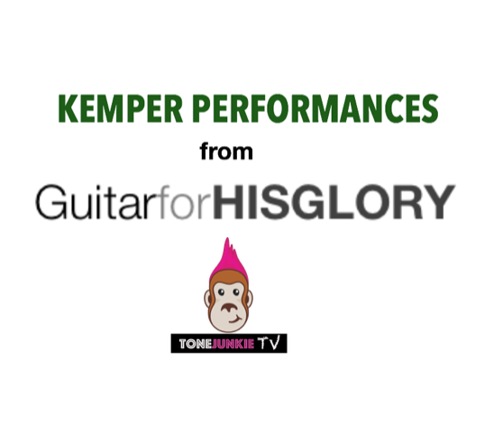 Kemper Performance Pack #1 (Mostly Hillsong)