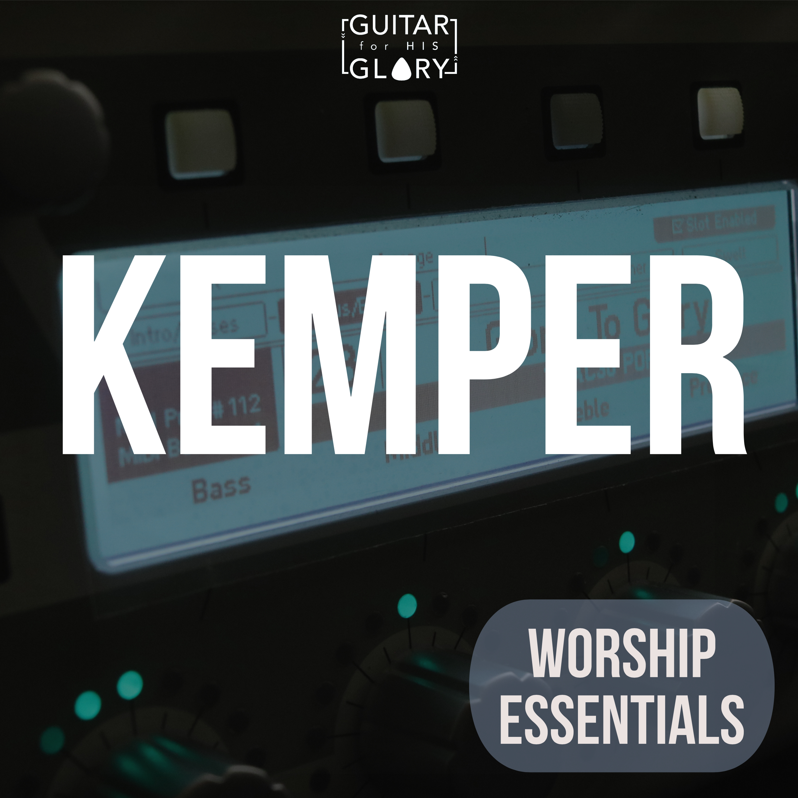 Kemper Worship Essentials Pack